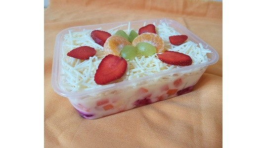 Foto Menu & Review Deva Fruitsalad - Meruya Utara - Kembangan