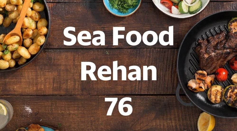 Foto Menu & Review Sea Food Rehan 76 - Green Ville - Kebonjeruk